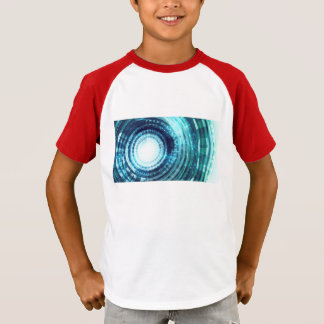 Technology Portal with Digital Circle Access T-Shirt