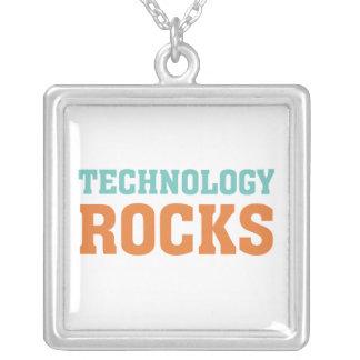 Technology Rocks Pendants