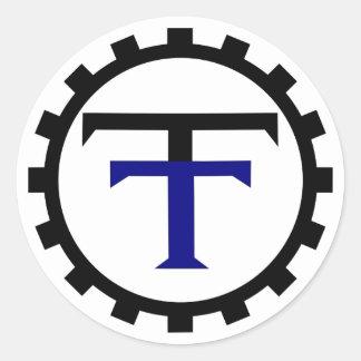 Technology Tinker Sticker