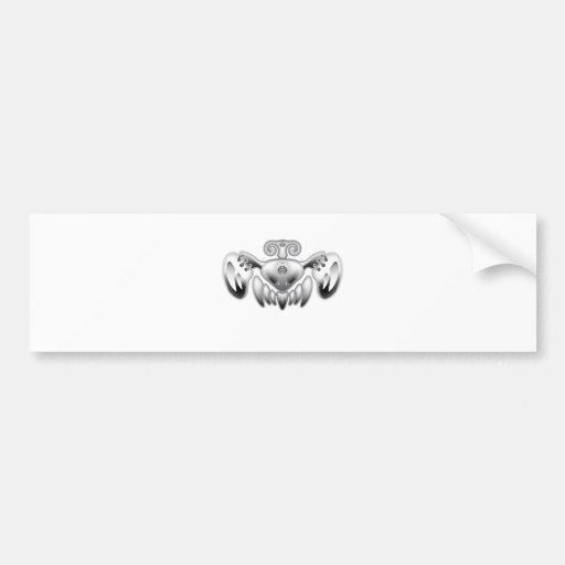 Techwings2 Bumper Sticker