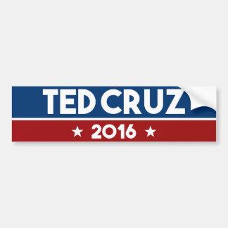 Ted Cruz 2016 Bumper Sticker