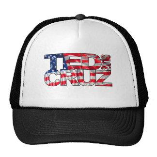 Ted Cruz 2016 (flag) Cap