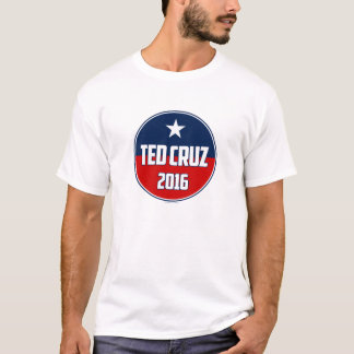 Ted Cruz 2016 - Republican Presidential Candidate T-Shirt