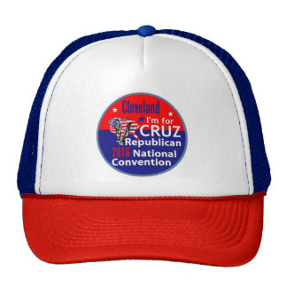 Ted CRUZ 2016 Trucker Hat