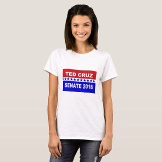 Ted Cruz 2018 Senate T-shirt