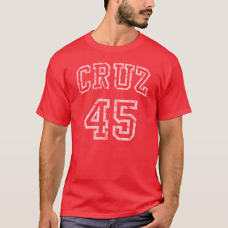 Ted Cruz 45th President Retro Fade T-Shirt