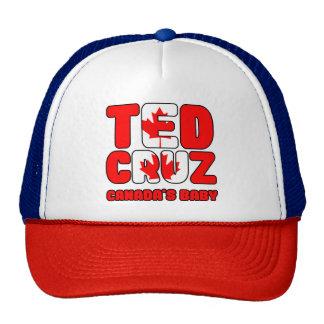 TED CRUZ CANADA'S BABY CAP