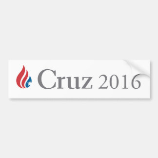 Ted Cruz for President 2016 bumper sticker