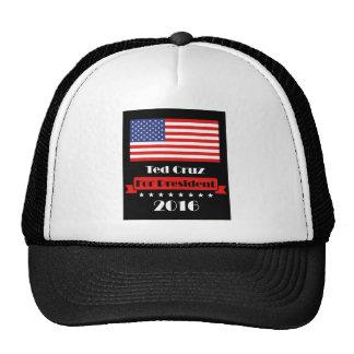 Ted Cruz for President 2016 Cap