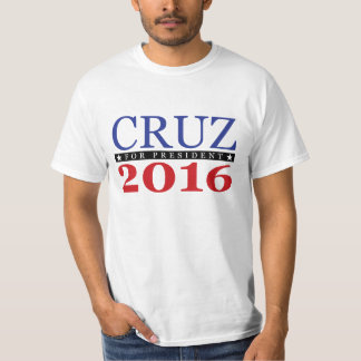 Ted Cruz For President 2016 T-Shirt