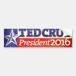Ted Cruz for President Bumper Sticker