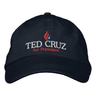 Ted Cruz for President Custom Baseball Hat Cap