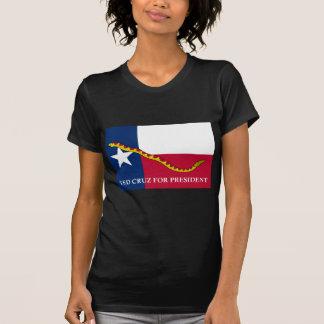 Ted Cruz for president Navy Jack Shirt