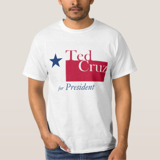 Ted Cruz for President T-Shirt