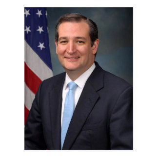 Ted Cruz Postcard
