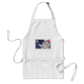 Ted Kennedy The lion of the senate Adult Apron