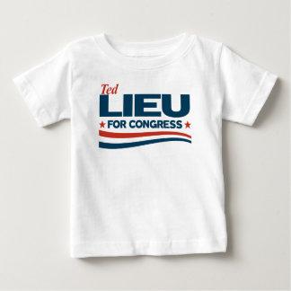 Ted Lieu Baby T-Shirt
