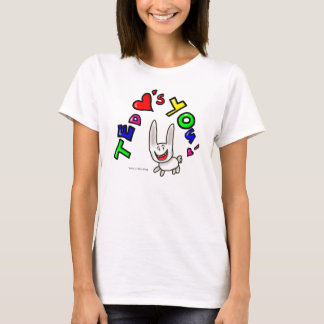 Ted Loves You T-Shirt