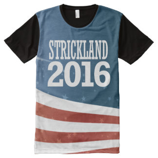 Ted Strickland 2016 All-Over Print T-Shirt