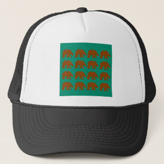 Teddies on Mint edition Trucker Hat