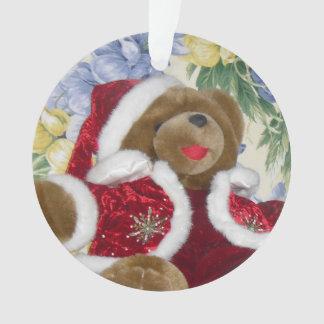 Teddy Bear Acrylic Ornament