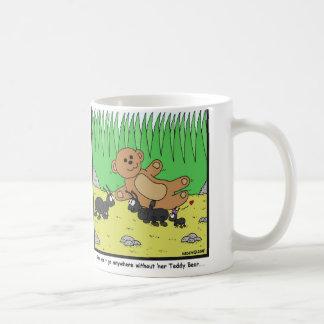 Teddy Bear: Ant cartoon Coffee Mug