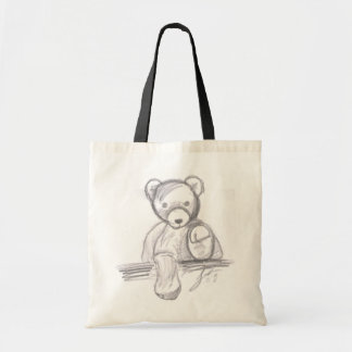 teddy bear book bag