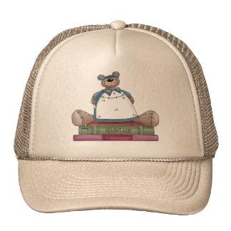 Teddy Bear Books Cap
