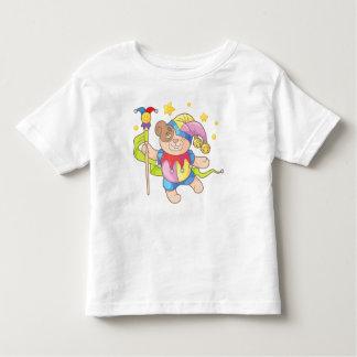 Teddy bear, buffoon toddler T-Shirt