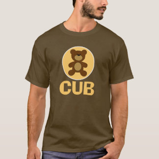 Teddy Bear Cream Cub T-Shirt