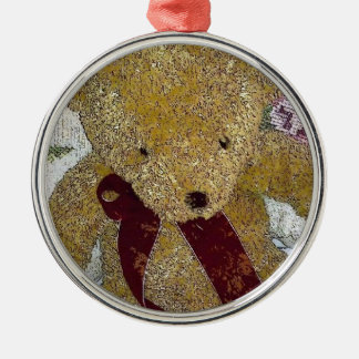 Teddy Bear Christmas Tree Ornament