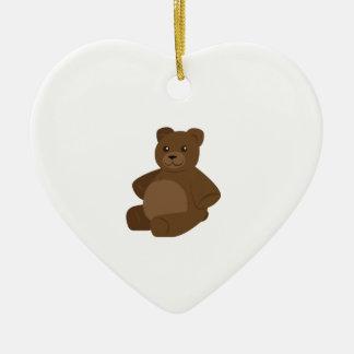 Teddy Bear Christmas Ornaments