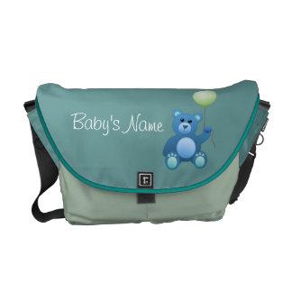Teddy Bear Diaper Bag Commuter Bags