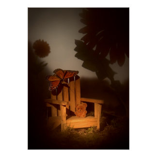 Teddy Bear Dreams Print