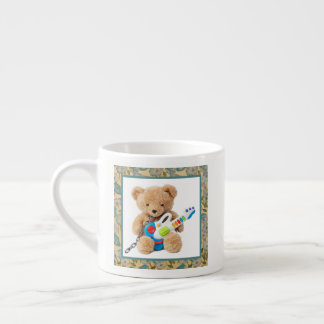 Teddy Bear Espresso Cup