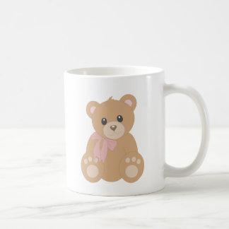 """""""Teddy Bear"""" for Girls Coffee Mug"""