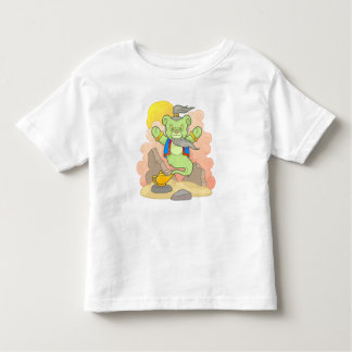 Teddy bear genie toddler T-Shirt