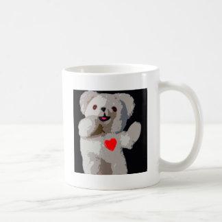 Teddy Bear Heart Mug