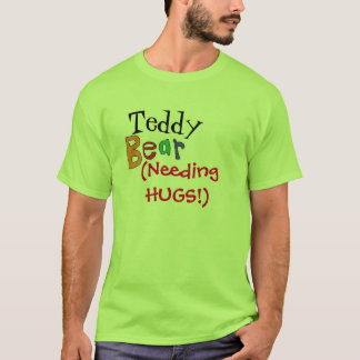 Teddy bear Mens shirt