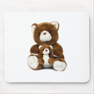 teddy bear mouse pad