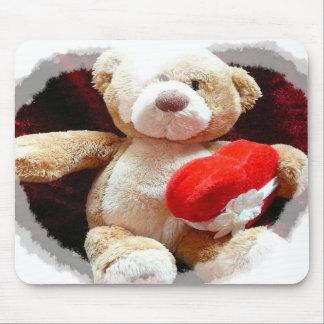 Teddy Bear Mousepad Mouse Pad