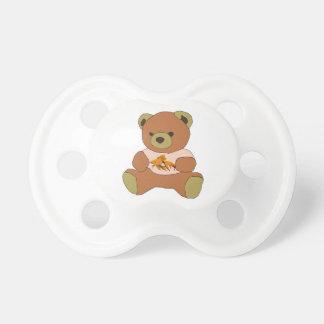 Teddy Bear Pacifiers
