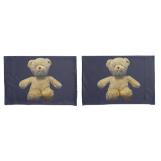 Teddy Bear Pillowcase