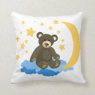 Teddy bear pillowcase, Teddy bear pillow