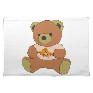 Teddy Bear Placemat