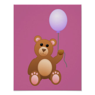 Teddy Bear Posters