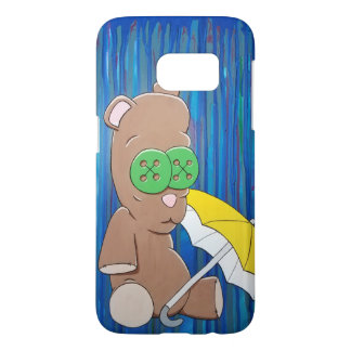 Teddy Bear Samsung S7 Case