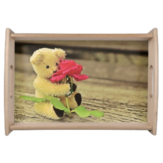 Teddy Bear Serving Tray
