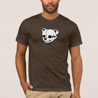 Teddy Bear Skull 3D T-Shirt