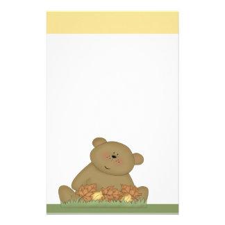 Teddy Bear Personalised Stationery